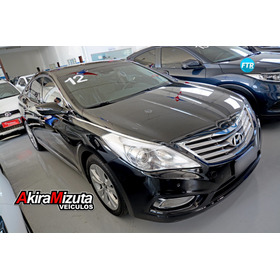 Hyundai Azera 3.0 Mpfi Gls V6 24v Gasolina 4p Automático