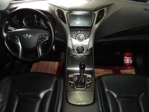 hyundai azera 3.0 v6 aut. 4p 2014/2015 preto