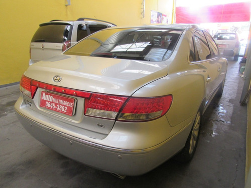 hyundai azera 3.3 gls aut. 4p 2009  * entrada 12 x sem juros
