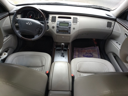 hyundai azera 3.3 gls aut. 4p 2011