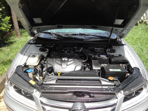 hyundai azera 3.3 gls aut. 4p blindado 2011 prata 75.000 km