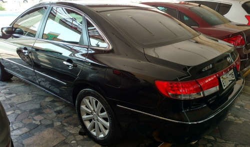 hyundai azera 3.3 gls aut. 4p completo top +teto+cou 2d 2009