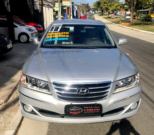 hyundai azera 3.3 gls aut. completo 2011