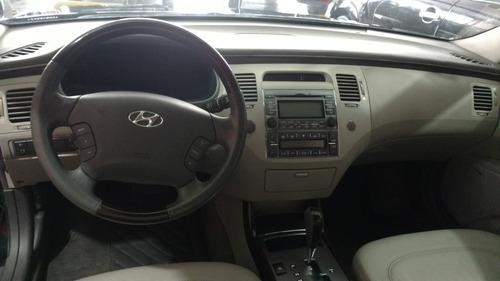 hyundai azera 3.3 gls aut. completo+teto top ud 85mkm 2011