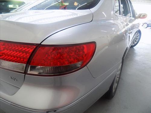 hyundai azera 3.3 gls v6 24v gasolina 4p automático