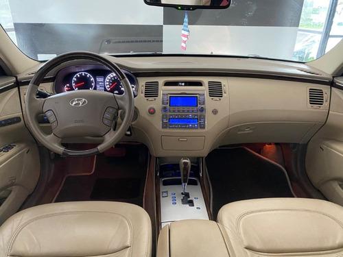 hyundai azera v6 2012 top de linha - unico dono