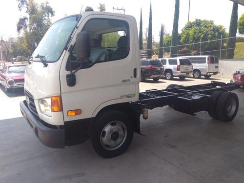 hyundai camion  hd 65 2013 4cil turbo diesel