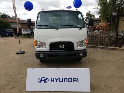 hyundai chasis cabinado hd55