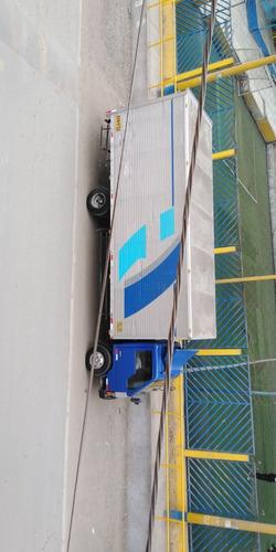 hyundai county 1992 furgon isotermico