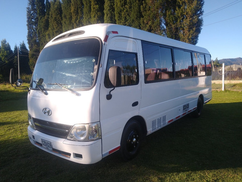 hyundai county 2012 - 23 pasajeros