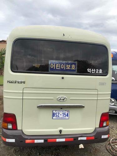 hyundai county coreana