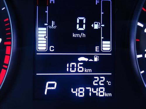 hyundai creta 1.6 16v flex 1 million  automatico