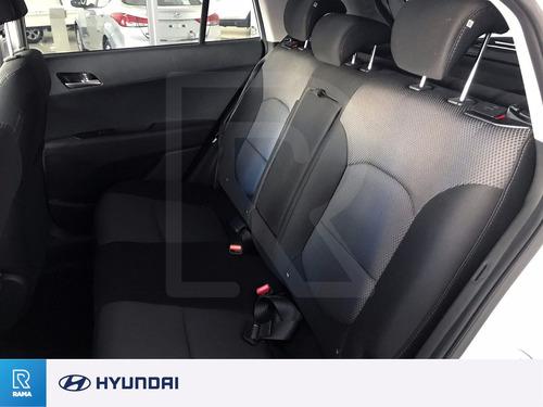 hyundai creta 1.6 gl connect caja automatica 2018