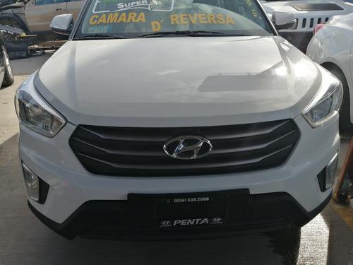 hyundai creta 1.6 gls mt 2018