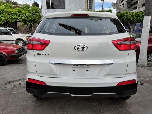 hyundai creta 1.6 limited at 2016