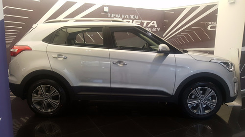 hyundai creta 1.6 limited at 2018