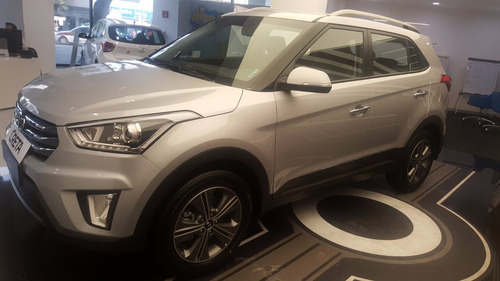 hyundai creta 1.6 limited at