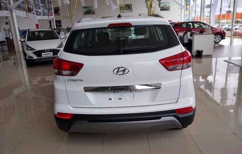 hyundai creta 1.6 pulse plus flex aut. 5p 2020