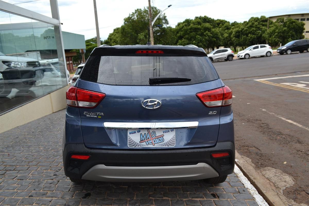 2478e49e211d7 Hyundai Creta 2.0 16v Flex Pulse Automático - R  75.000 em Mercado Libre