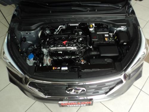 hyundai creta 2.0 prestige flex aut. 5p 2018/2018 cinza