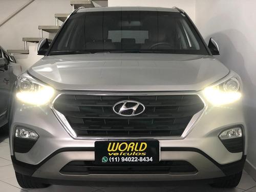 hyundai creta 2.0 prestige flex automático 2017