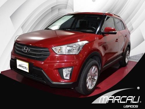 hyundai creta advance 1.6 mec.