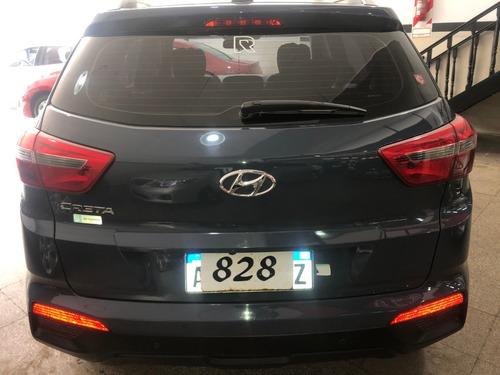 hyundai creta gl 1.6 at full full 2018 financiamos