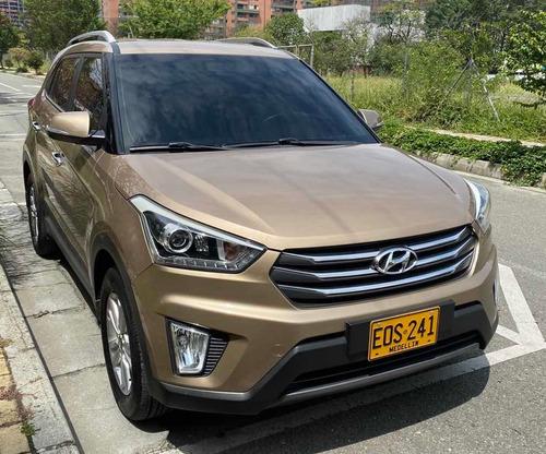 hyundai creta premium mecánica 4x2
