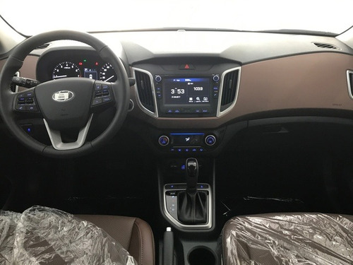 hyundai creta prestige 2.0 aut flex completo 0km2018