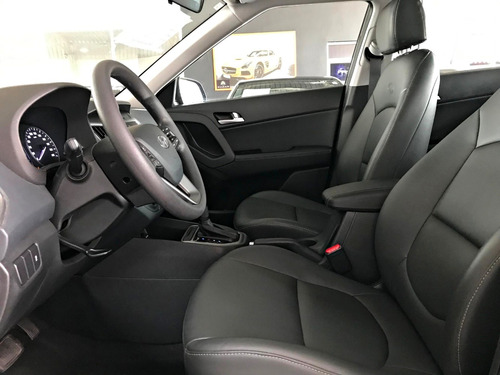 hyundai creta pulse 1.6 aut. preto 2017/18