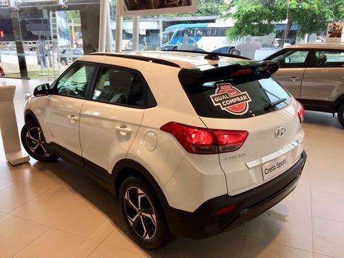 hyundai creta sport 2.0 aut flex completo 0km2018