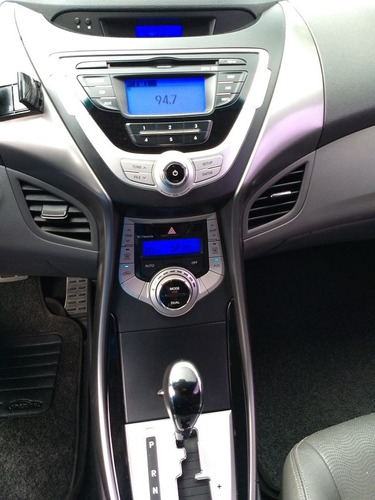 hyundai elantra 1.8 16v gls aut. 4p 2012