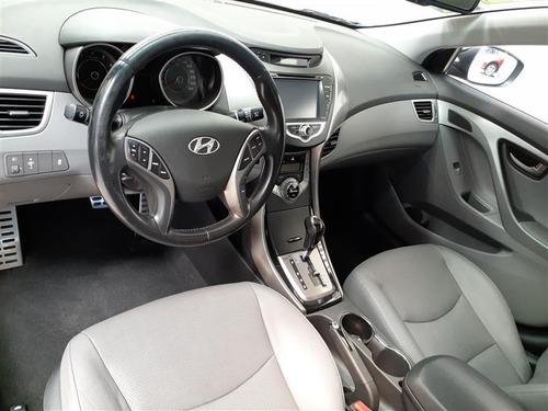 hyundai elantra 1.8 gls 16v gasolina 4p automático 2012/2013