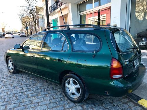 hyundai elantra 1.8 gls wagon 1999