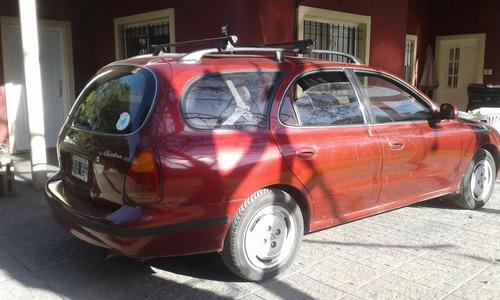 hyundai elantra 1.8 gls wagon