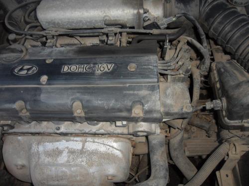 hyundai elantra 1999-2001 en desarme