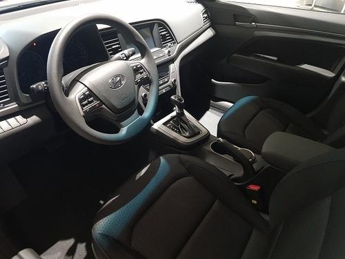 hyundai elantra 2.0 autom. completo de entrada 0km2018