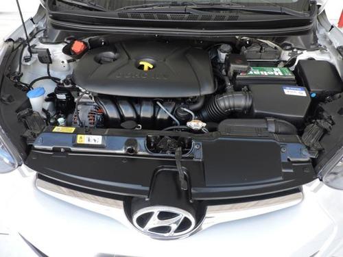 hyundai elantra 2.0 gls 16v flex 4p automático 2015