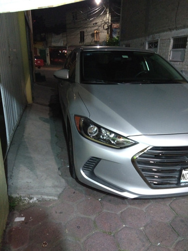 hyundai elantra 2.0 gls at 2017