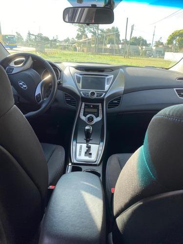 hyundai elantra 2012 gls full autom único dueño 83000 km