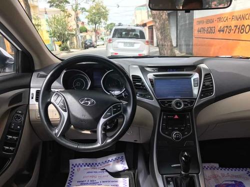 hyundai elantra 2016 2.0 16v gls flex aut. 4p