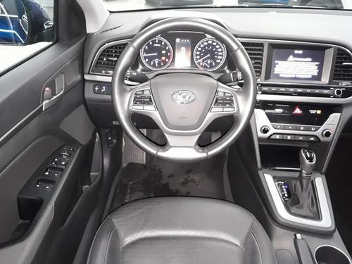 hyundai elantra 2017 4p limited l4/1.6 aut