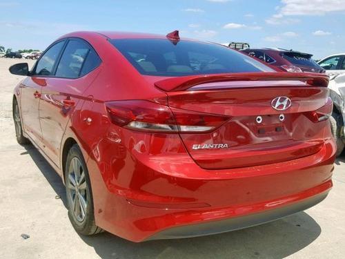 hyundai elantra 2018 para desarmo auto partes
