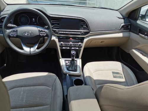 hyundai elantra 2019 4p limited tech navi l4/2.0 aut