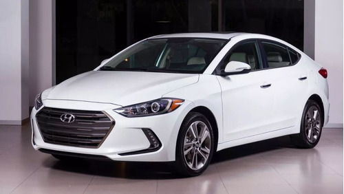 hyundai elantra  ad 1.6 at limited