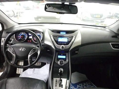 hyundai elantra  elantra gls 1.8 aut 2013