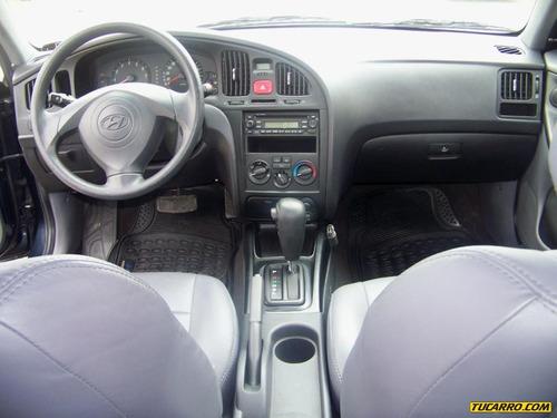 hyundai elantra gl automático
