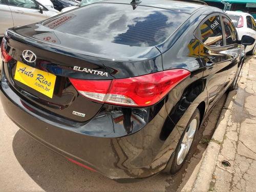 hyundai elantra gls 2.0 16v flex aut. 2013