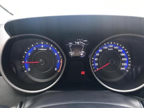 hyundai elantra gls i35 2013  mecánico- gasolina