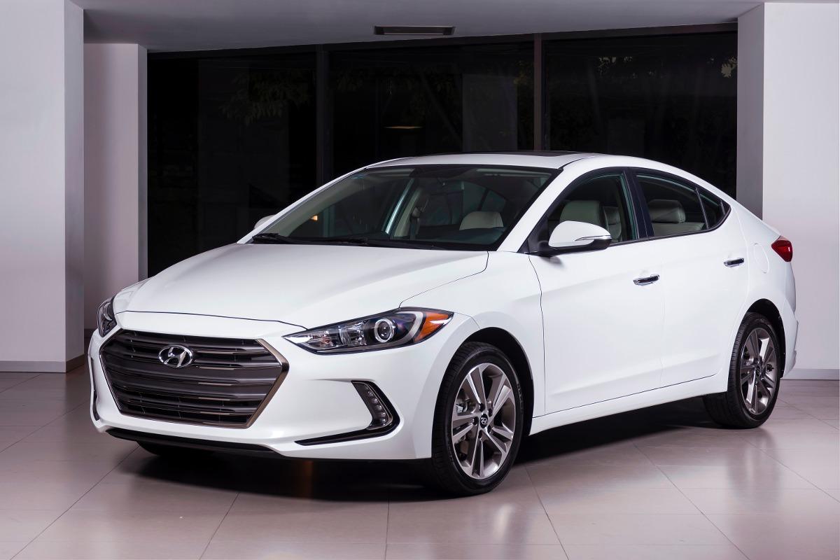 Hyundai Elantra Limited Tech Navi 2018 Insurgentes